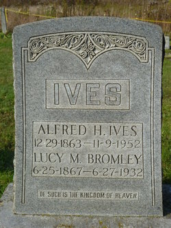 Lucy May <I>Bromley</I> Ives