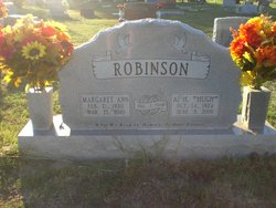 Margaret Ann <I>Smith</I> Robinson