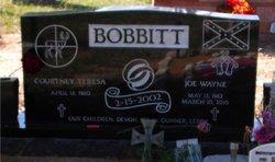 Joe Wayne Bobbitt