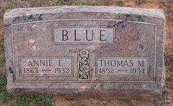 Thomas M. Blue