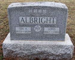 Lewis Albright
