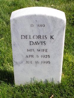 DeLoris Kathryn <I>Block</I> Davis