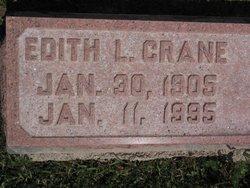 Edith L. <I>Eaton</I> Crane