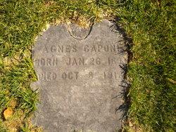 Agnes <I>Mielke</I> Capone