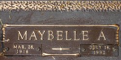 Maybelle A. Addis