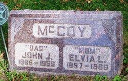 Elvia Leathia <I>Welch</I> McCoy