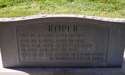 Margaret Walker Roper
