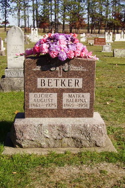 August Betker, Sr
