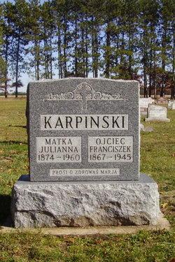 Franciszek Karpinski