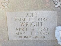 Emmett K. Wright