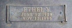 Ethel <I>Parish</I> McKnight