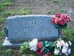 Lillie Bell <I>Chambers</I> Beard