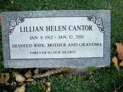Lillian Helen Cantor