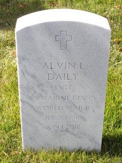 Alvin Leon Daily