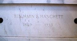 Benjamin Sawtell Hanchett Jr.