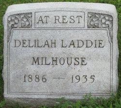 Delilah Myrtle <I>Latta</I> Milhouse