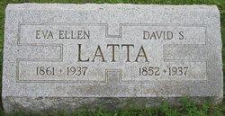 Eva Ellen <I>Coughenour</I> Latta