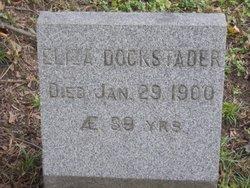 Eliza <I>Joyce</I> Dockstader