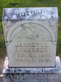 Jannette Anderson