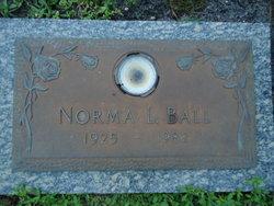 Norma Louise <I>Thurner</I> Ball