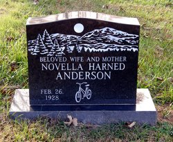Novella <I>Harned</I> Anderson