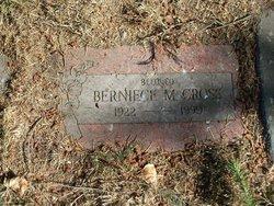 Berniece Margaret <I>Blessing</I> Cross