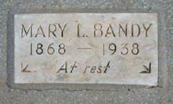 Mary Leona <I>Hamilton</I> Bandy