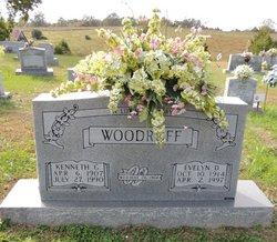 Evelyn Davenport <I>Chaudoin</I> Woodruff