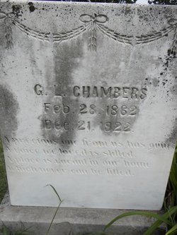 George LaFayette Chambers