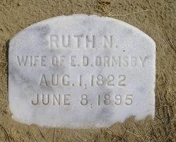 Ruth Naoma <I>Weeks</I> Ormsby