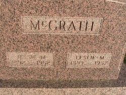 Jessie M. <I>Allen</I> McGrath