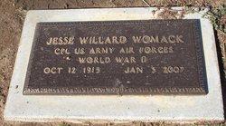 Jesse Willard Womack