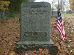 Pvt Irvine Lewis Wallace