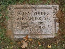 Allen Young Alexander, Sr