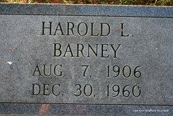 Harold L Barney
