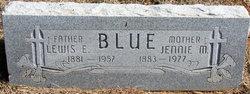Jennie M. Blue
