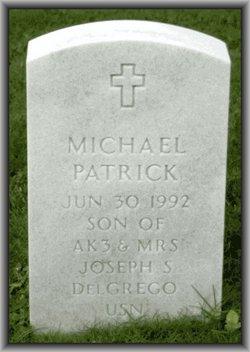 Michael Patrick Delgrego