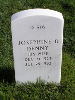 Josephine B Denny