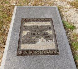 Luella <I>Fuller</I> Nall
