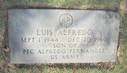 Luis Alfredo Fernández