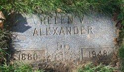 Helen V. <I>Bride</I> Alexander
