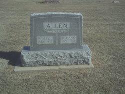 """Wesley Lamoine """"Moine"""" Allen"""