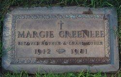 Margie <I>Iverson</I> Greenlee