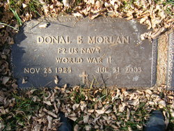 Donal E Morlan