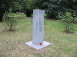 Monument to Mass Execution Victims