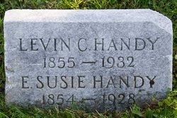"""Emma Susannah """"Susie"""" <I>Gessford</I> Handy"""