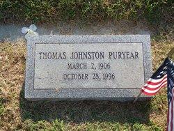 Thomas Johnston Puryear