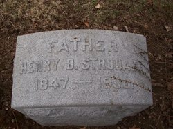 Rev Henry Baptiste Strodach