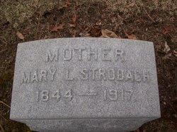 Mary L <I>Zeller</I> Strodach