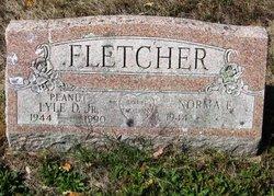 """Lyle Donald """"Peanut"""" Fletcher, Jr"""